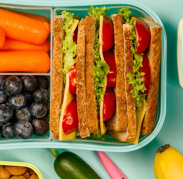 Back To Reality: Easy Meal Prep for Healthy School Lunches