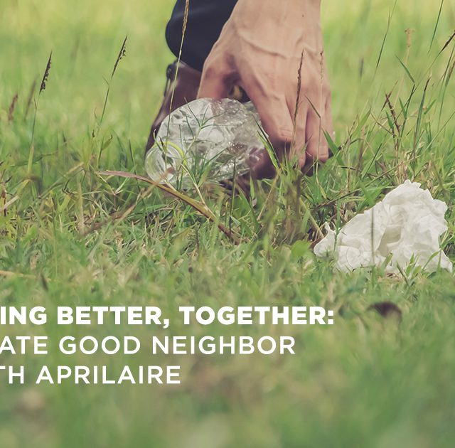 Breathing Better, Together: Celebrate Good Neighbor Day with Aprilaire