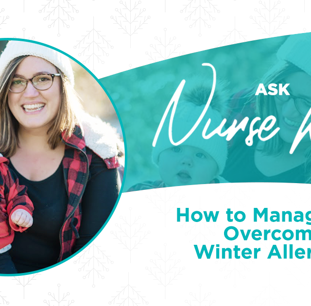 How to Manage Winter Allergies