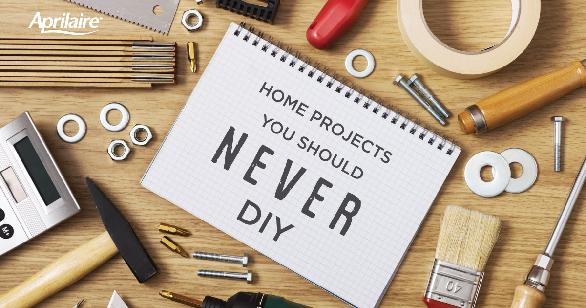 Professionals Required Leave These Diy Home Projects To
