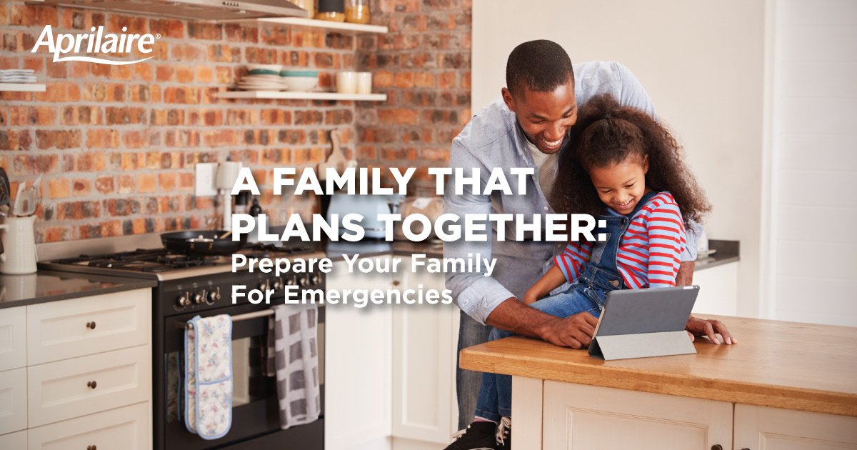 Preparing your family for emergencies