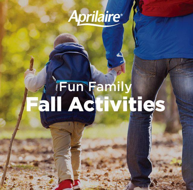Fall Family Activity Ideas