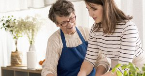 Dry-air-and-home-care-for-elderly-family